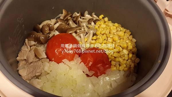 老三-老三用電子鍋做料理11.jpg