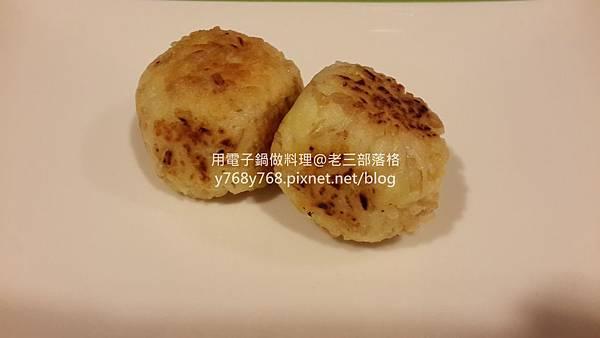 台式茶泡飯-老三用電子鍋做料理6.jpg