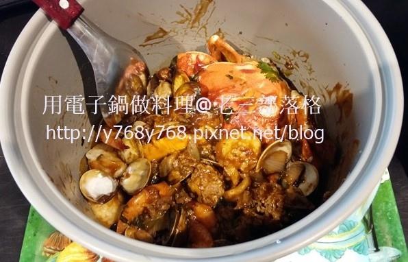 老三用電子鍋做料理-三汁燜醬42.jpg