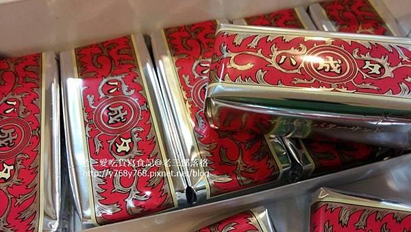 北海道六花亭萊姆葡萄夾心餅-老三愛吃貨寫食記5.jpg