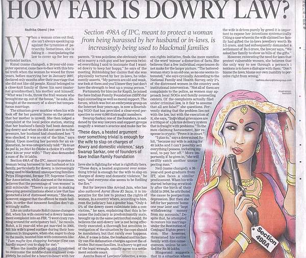 dowry-times-news