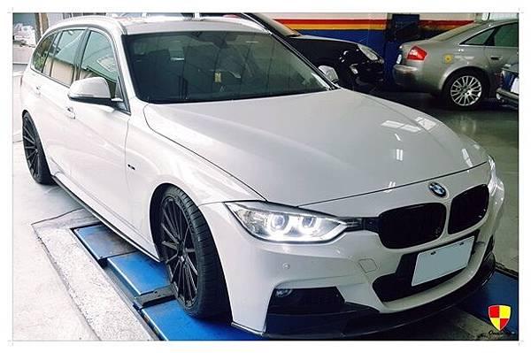 BMW F34 320I保養及噴油嘴清洗_171128_0075