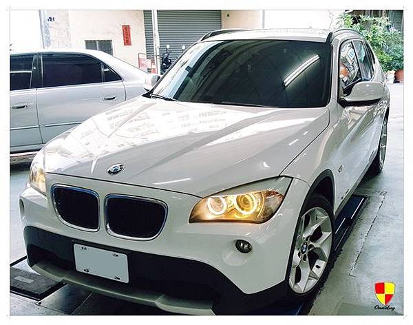 BMW X1保養及FRM更換_171128_0033