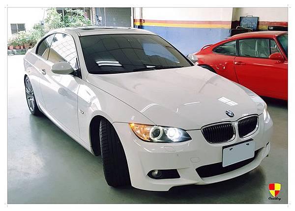 BMW E92 335I引擎抖動_171128_0030