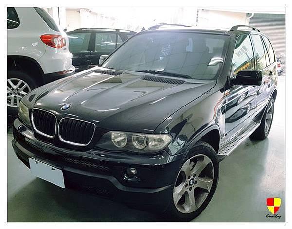 BMW X5漏水及皮帶唧唧叫_180103_0054