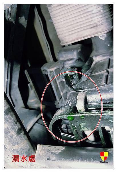 BMW X5漏水及皮帶唧唧叫_180103_0001