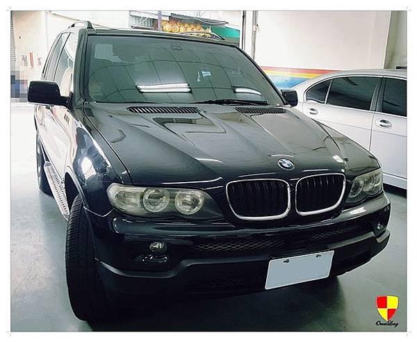 BMW X5漏水及皮帶唧唧叫_180103_0056