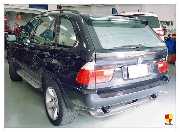 BMW X5漏水及皮帶唧唧叫_180103_0060