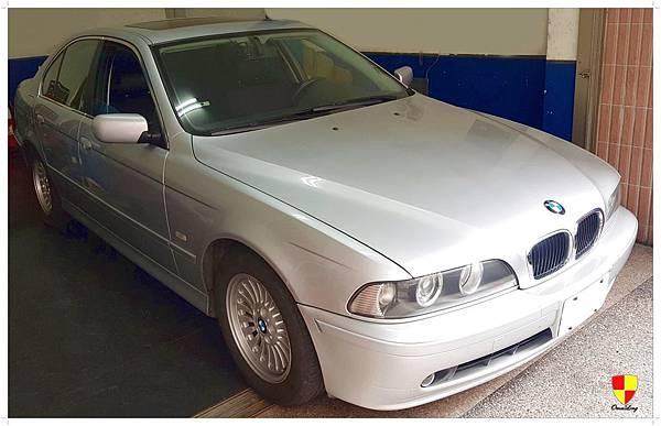 BMW E39拆風箱_180307_0011