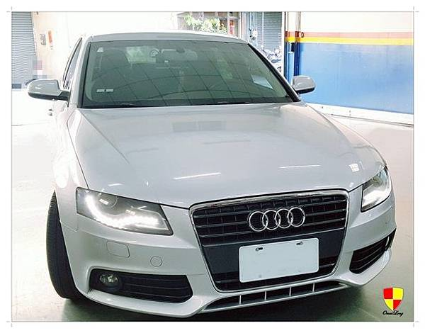 AUDI A4 1.8T 渦輪整修_180409_0064