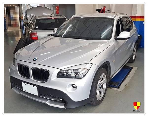 BMW X1 拆風箱2010_180307_0002