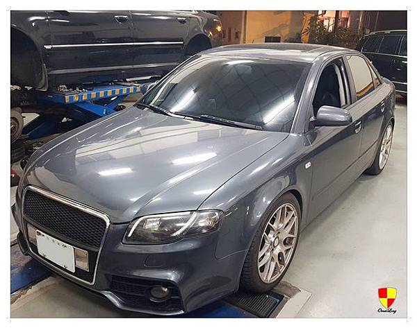 Audi A4 B6 電子水幫浦2005_180307_0015