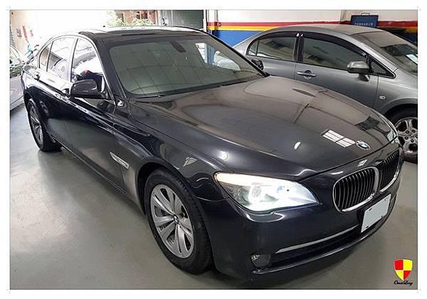 BMW F01 730d換汽門蓋2012_180307_0020