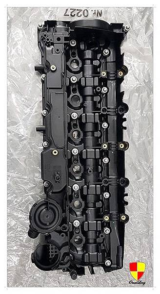 BMW F01 730d換汽門蓋2012_180307_0013