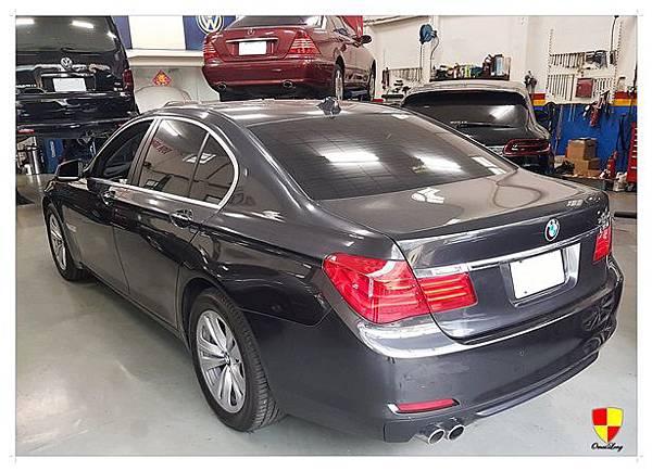 BMW F01 730d換汽門蓋2012_180307_0022