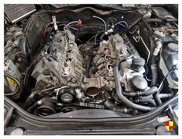 E55 AMG 大修 2005_180806_0002