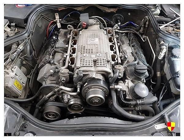 E55 AMG 大修 2005_180806_0064