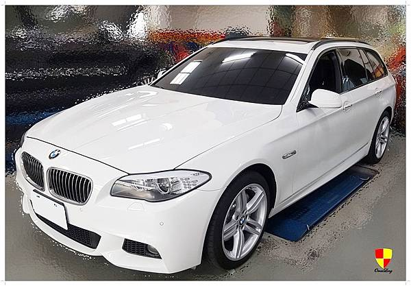 BMW-F11大保+漏油_180828_0065