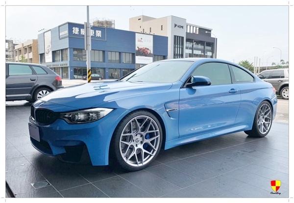 BMW M4 2014年 4萬保養_190415_0084