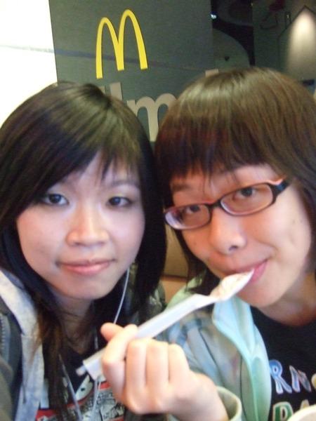 YaYa and 湯圓