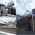 homebush 火車站