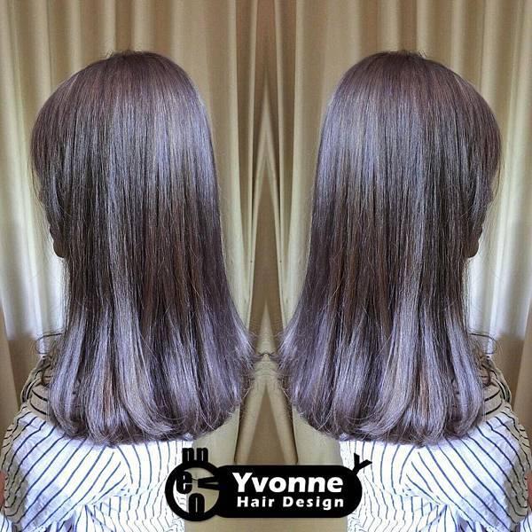 紫紫灰灰的顏色