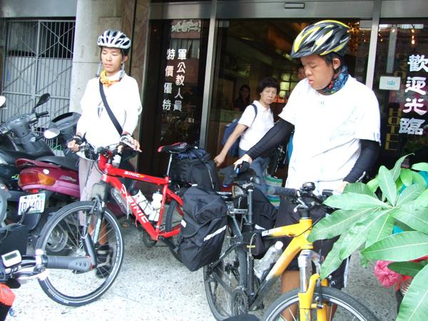 單車環島第十一天-台中