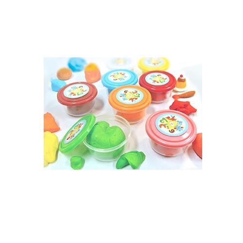 米黏土-8色商品照片2