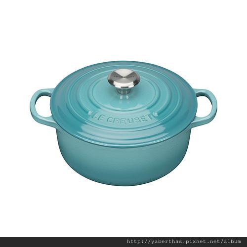 3藍色圓鍋