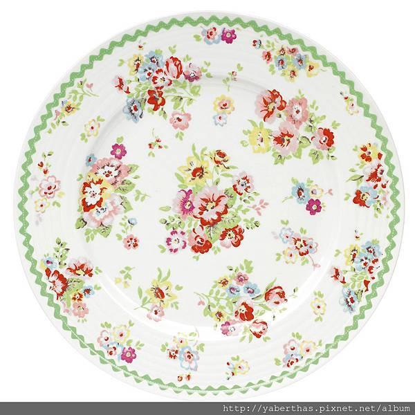 11 餐盤 四個 (顏色各一) 1750元