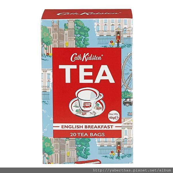 22 英國伯爵茶 25茶包 8 x 16cm 220