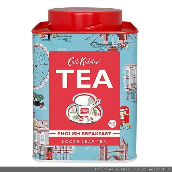 20 英國早餐茶 茶葉 13 x 9.5 550