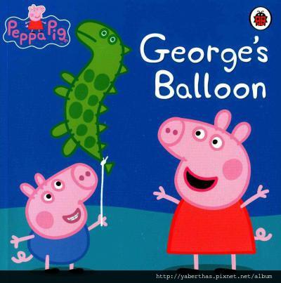 5 喬治的氣球 18 x 20 x 0.2 24頁 390元