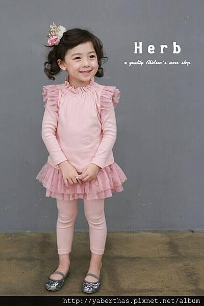 上衣+裙褲F0821004