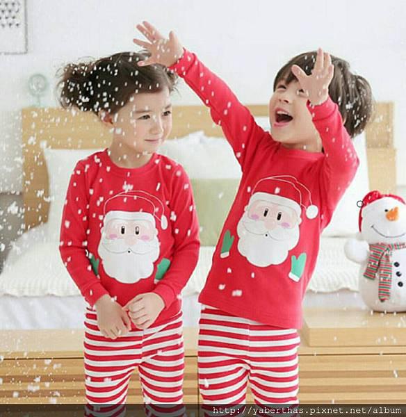 聖誕老人家居服