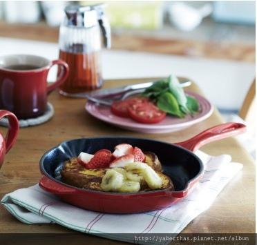 J003櫻紅煎鍋展示圖4