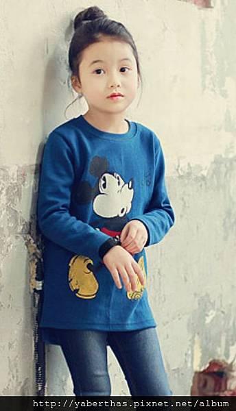 藍米奇小孩