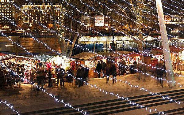 Southbank-Winter-Market