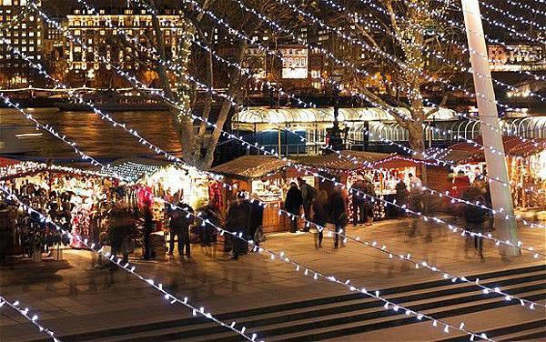 Southbank-Winter-Market