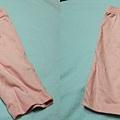粉紅POLO褲
