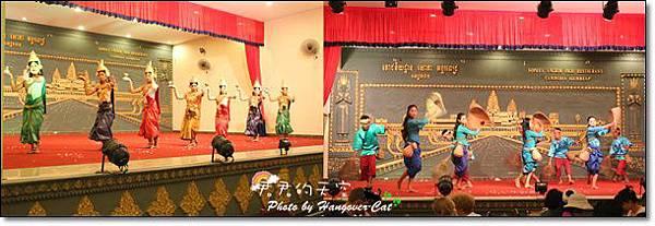 Day1:柬式舞蹈表演