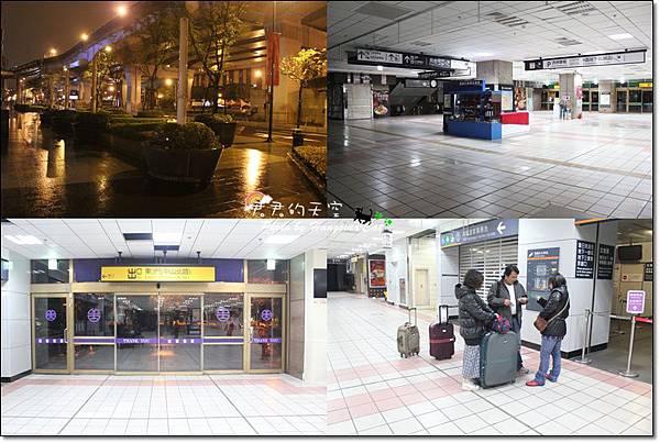 Day1:台北車站