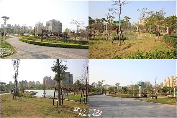 凹仔底公園