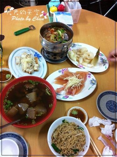 台南塩水意麵