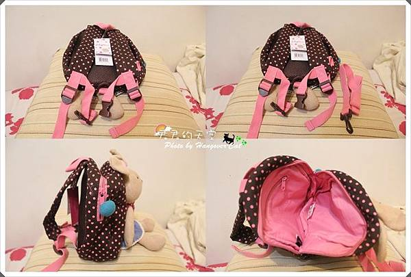 韓國粉兔包
