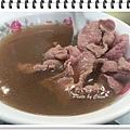 阿安牛肉清湯