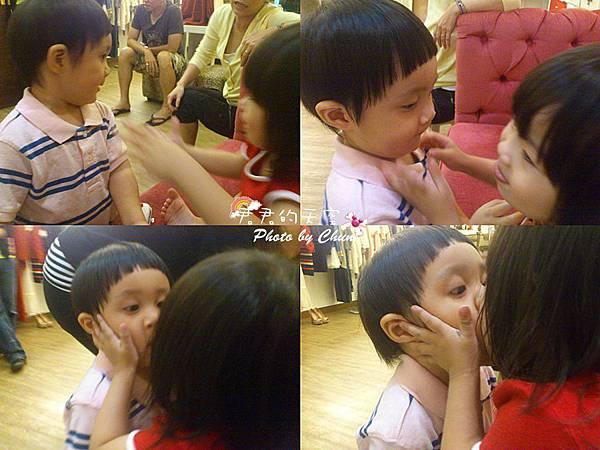 小妤的初吻