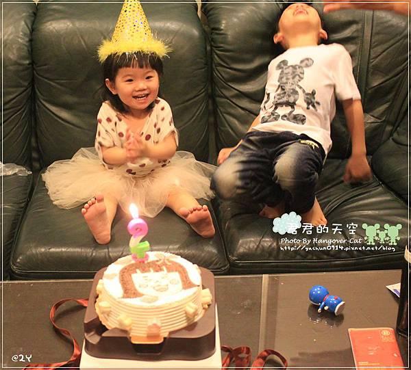 二歲生日趴