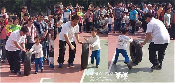 新育幼稚園運動會