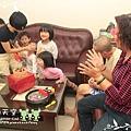 涵七歲生日